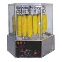Revolve Type Roasts Corn Machine Corn Cob Roaster Machine Automatic Electric Grilled Corn Machine