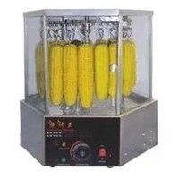Revolve Type Roasts Corn Machine Corn Cob Roaster Machine Automatic Electric Grilled Corn Machine