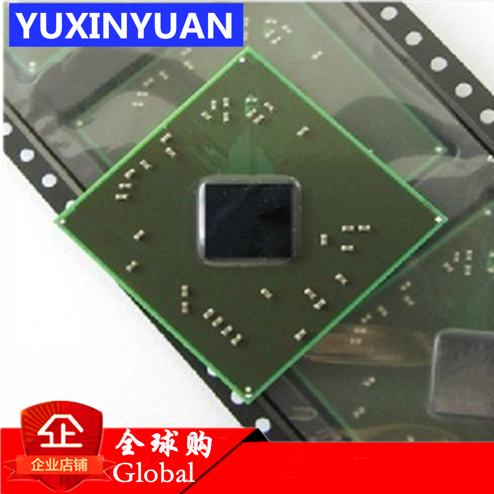 YUXINYUAN 2011 + 100% New G84-601-A2 G84 601 A2 128Bit 256 MB BGA Chipset 1PCS 1pcs lot nvidia g86 630 a2 integrated chipset 100% new lead free solder ball ensure original not refurbished or teardown
