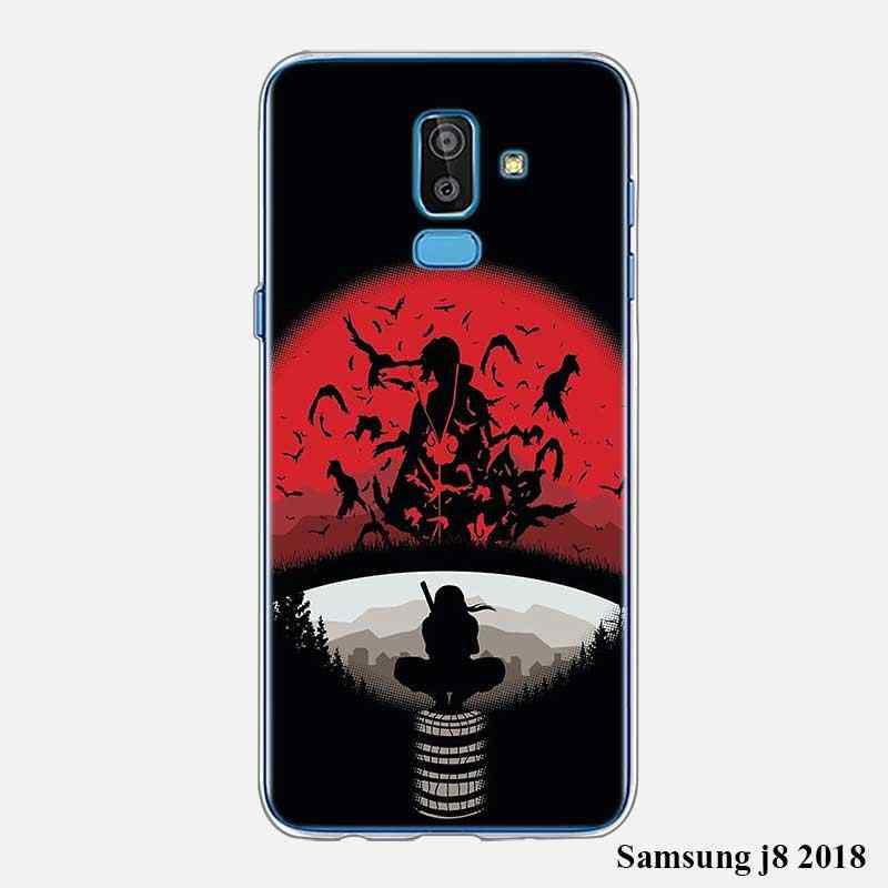 Silikon Lembut Ponsel Case Nana Anime untuk Samsung Galaxy J8 J7 J6 J5 J4 J3 Prime Plus 2018 2017 2016