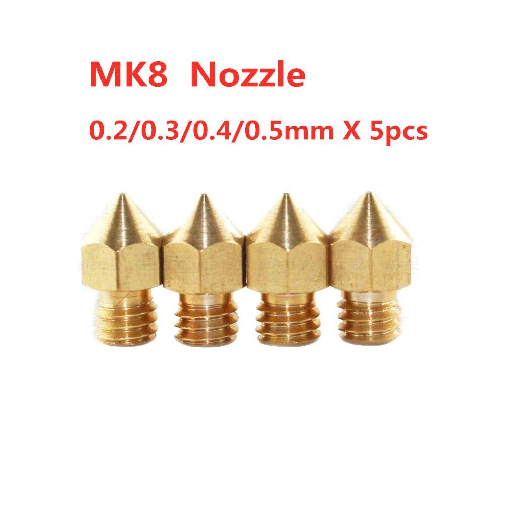 MK8 5pcs