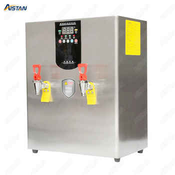 KW30L Commercial big drinking water boiler commercial stainless steel electric stepwise water boiler 30L 40L 60L 220V 1
