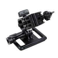 Universele Hengel Boog Hunter Boogschieten Rifle Barrel Fixing Klem Mount Clip Set voor Gopro Hero 5 4 3 + 3