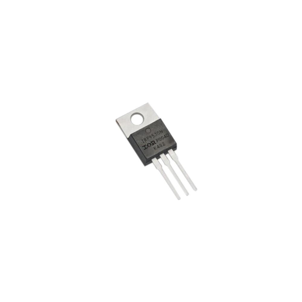 схема p-канального полевого транзистора