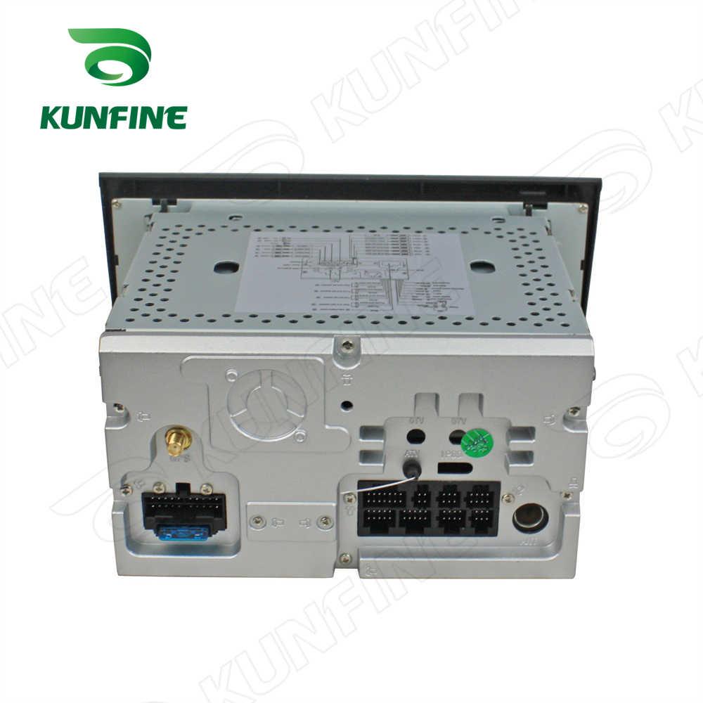 クアッドコア 1024*600 アンドロイド 5.1 カー Dvd Gps ナビゲーションプレーヤーアウディ A4 ラジオブルートゥース無線 Lan/3 3g ステアリングホイール制御リモート