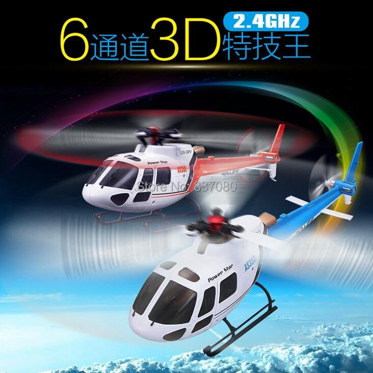Free shipping New 2014 WLtoys V931 2.4G 6CH & 3D Brushless AS350 Scale Flybarless RC Helicopter WL V977/V933/V966/V913/V912/S977 wltoys v977 6ch 2 4g single blade rc helicopter 3d brushless flybarless wl v977 helicopter toy with 6 axis gyro free shipping