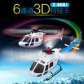 Frete grátis Novo 2014 WLtoys V931 2.4G 6CH & 3D Flybarless RC Helicóptero WL V977 Brushless Escala AS350/V933/V966/V913/V912/S977