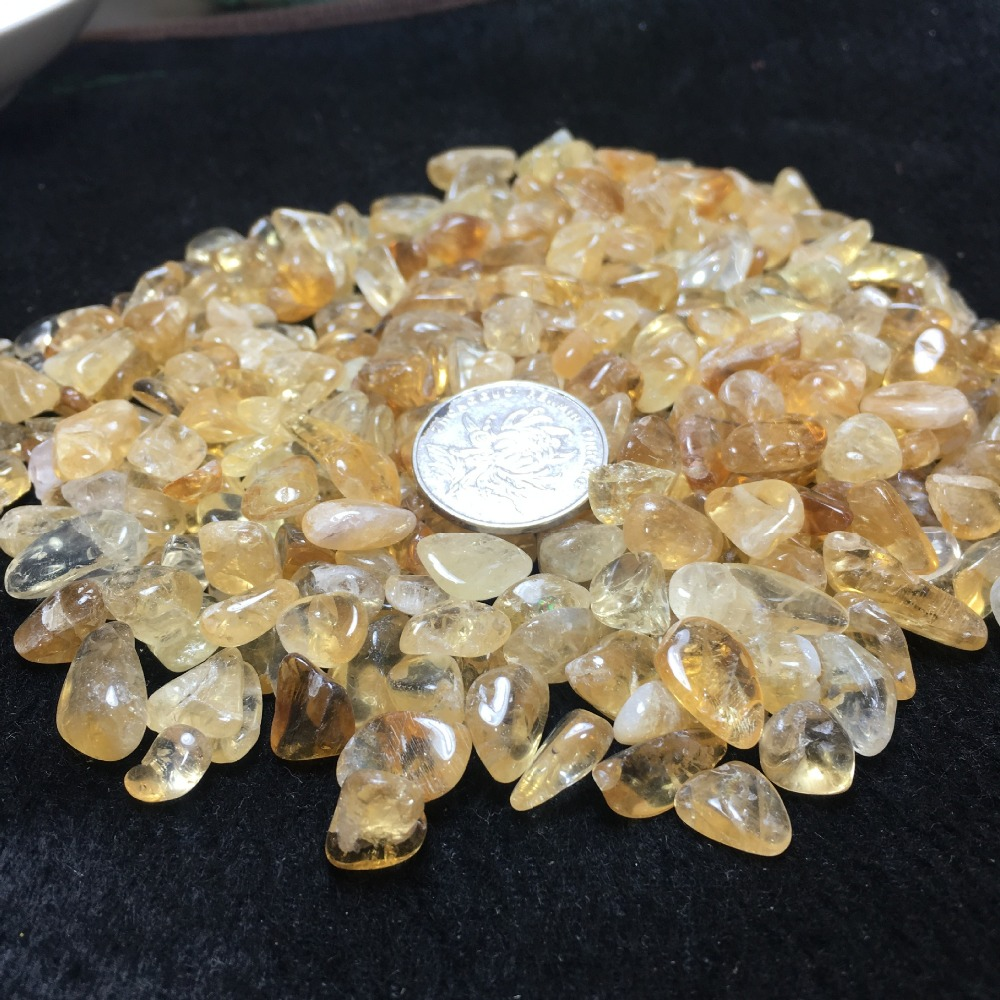 Is quartz considered a natural stone - 50g Natural Citrine Yellow Quartz Crystal Stone Rock Polished Gravel Specimen Natural Stones And Minerals Fish