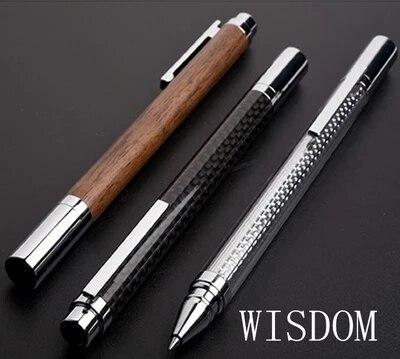 Carbon Fiber Walnut Pearl Pen Signing Pen Free Shipping
