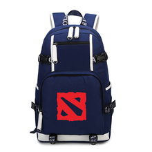 Dota 2 Theme Canvas Bag