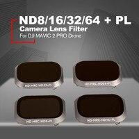 Cranberry Adjastable Mini Portable ND8/16/32/64+PL HD Light Reducer Polarizer Lens Filter For DJI Mavic 2 Pro Drone Camera