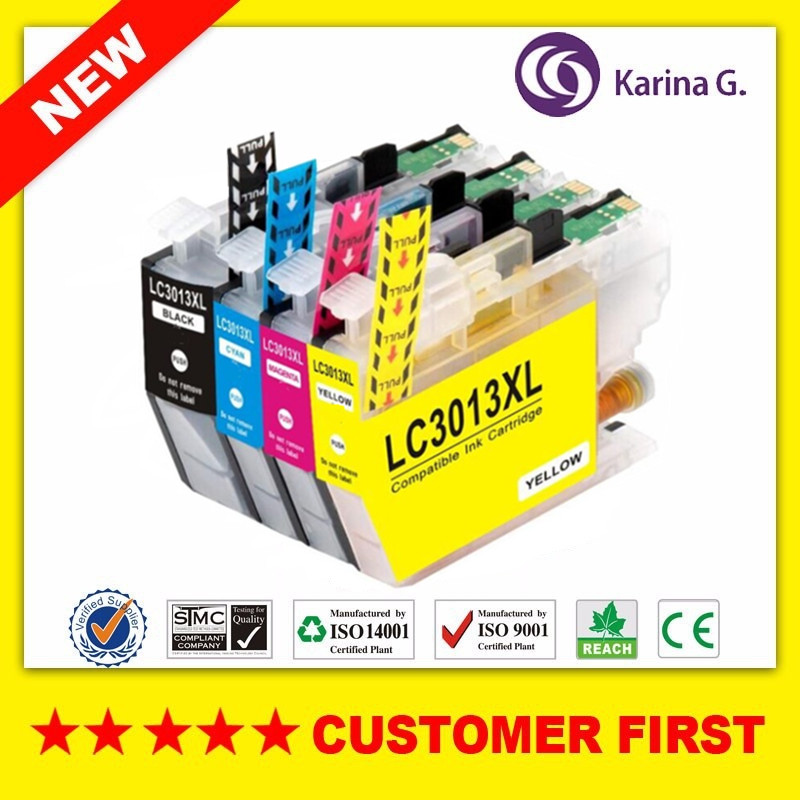 Compatible for Brother LC3013 ink Cartridge suit for MFC J690DW MFC J895DW MFC J491DW MFC J497DW etc in Ink Cartridges from Computer Office