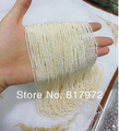 Wholesale Top Real pearl Rice Bead 2.8-3.2mm White Natural pearl highlight Fashion pearl 37cm Length Loose Beads women Jewelry