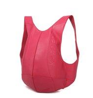 Unique Backpack Unisex Ergonomics Backpack Popular Useful Travel Bag Luxury Leather Pink Bag Fashion Tortoise Shape Bags 2019
