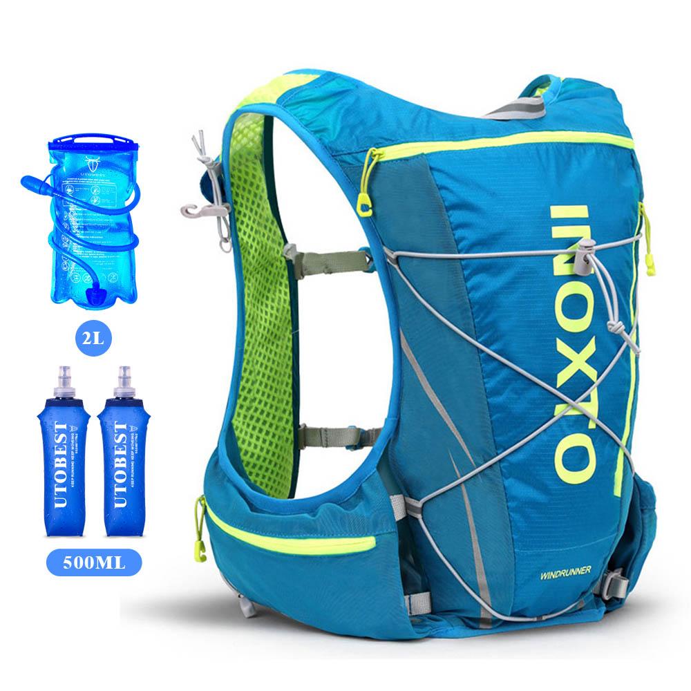 10L Running Bag Bicycle Backpack Cycling Run Bag Rucksack Hydration Men Sport Bags Light Waterproof Riding Bike Back Pack