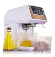 Free shipping 220V Home Automatic Oil Presser Electric Edible Oil Extractor Seed Peanut Oil Squeezer 220V 80W