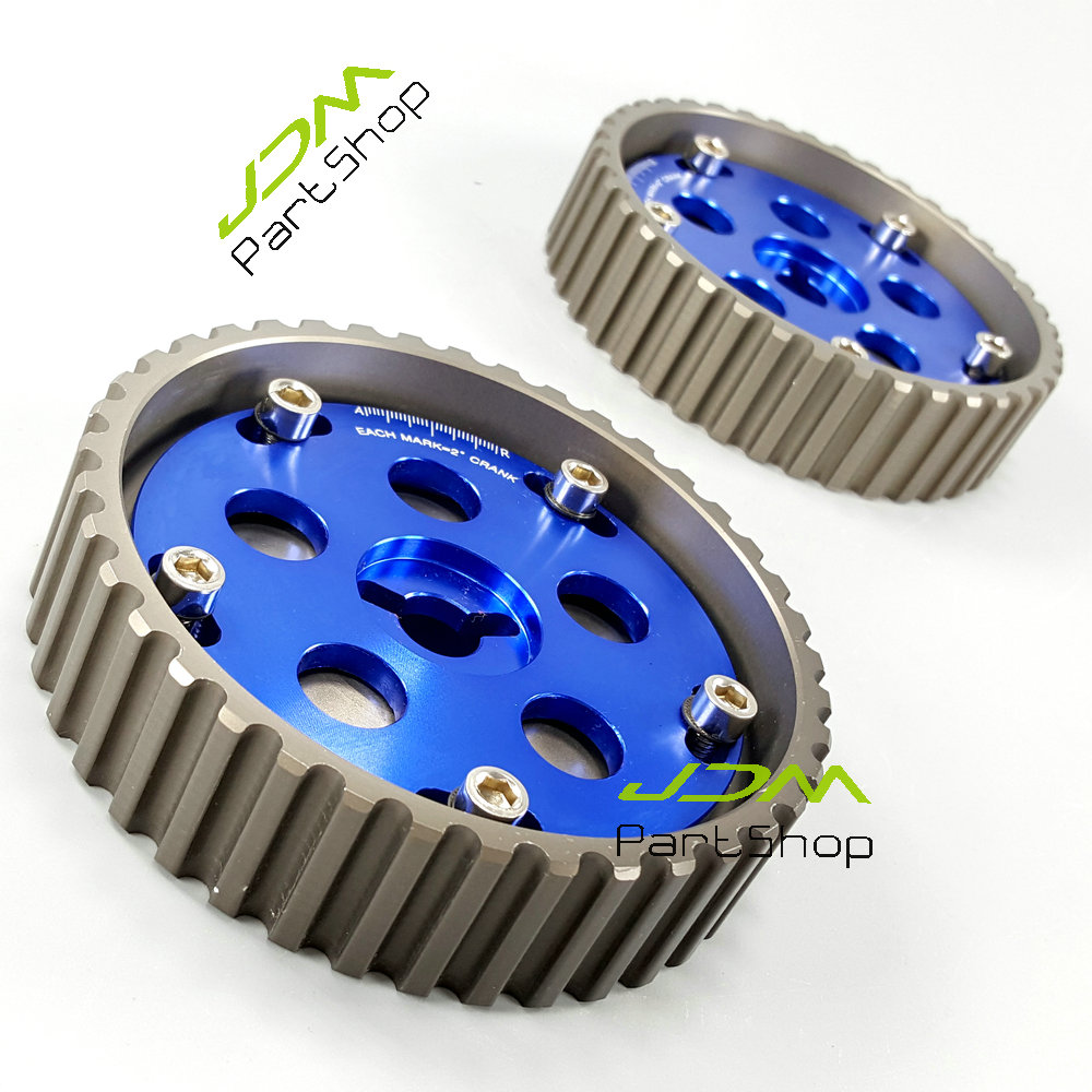 US $65 0 |For Suzuki Swift GTI G13B Cam Gears suzuki swift cam pulley Blue  New Adjustable on Aliexpress com | Alibaba Group