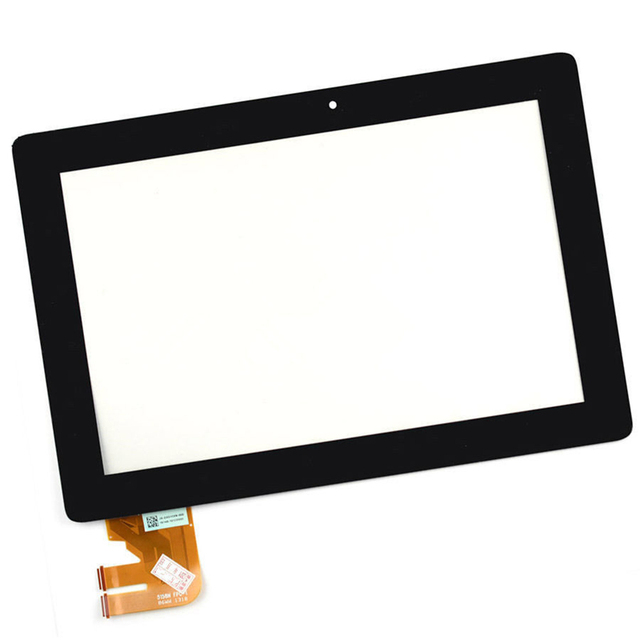 Replacement New Touch Screen Digitizer Glass For ASUS Transformer Pad TF300 TF300T TF330TG 5158N FPC-1 Black Free Shipping