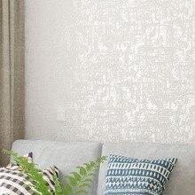 สีขาวเรียบง่ายสีทึบวอลล์เปเปอร์Modern Plainกระดาษกำแพงตกแต่งบ้านห้องนอนห้องนั่งเล่นพื้นหลัง