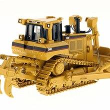 Коллекционная модель из сплава, подарок, DM 1:50, гусеница, кошка, D8R, бульдозер, инженерное оборудование, литая игрушка, модель 85099 для украшения