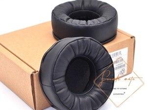 Image 4 - Almohadillas de espuma para el oído súper grueso, almohadillas de repuesto para Audio, tecnología ATH M50X, ATH M50X M50, ATH M50