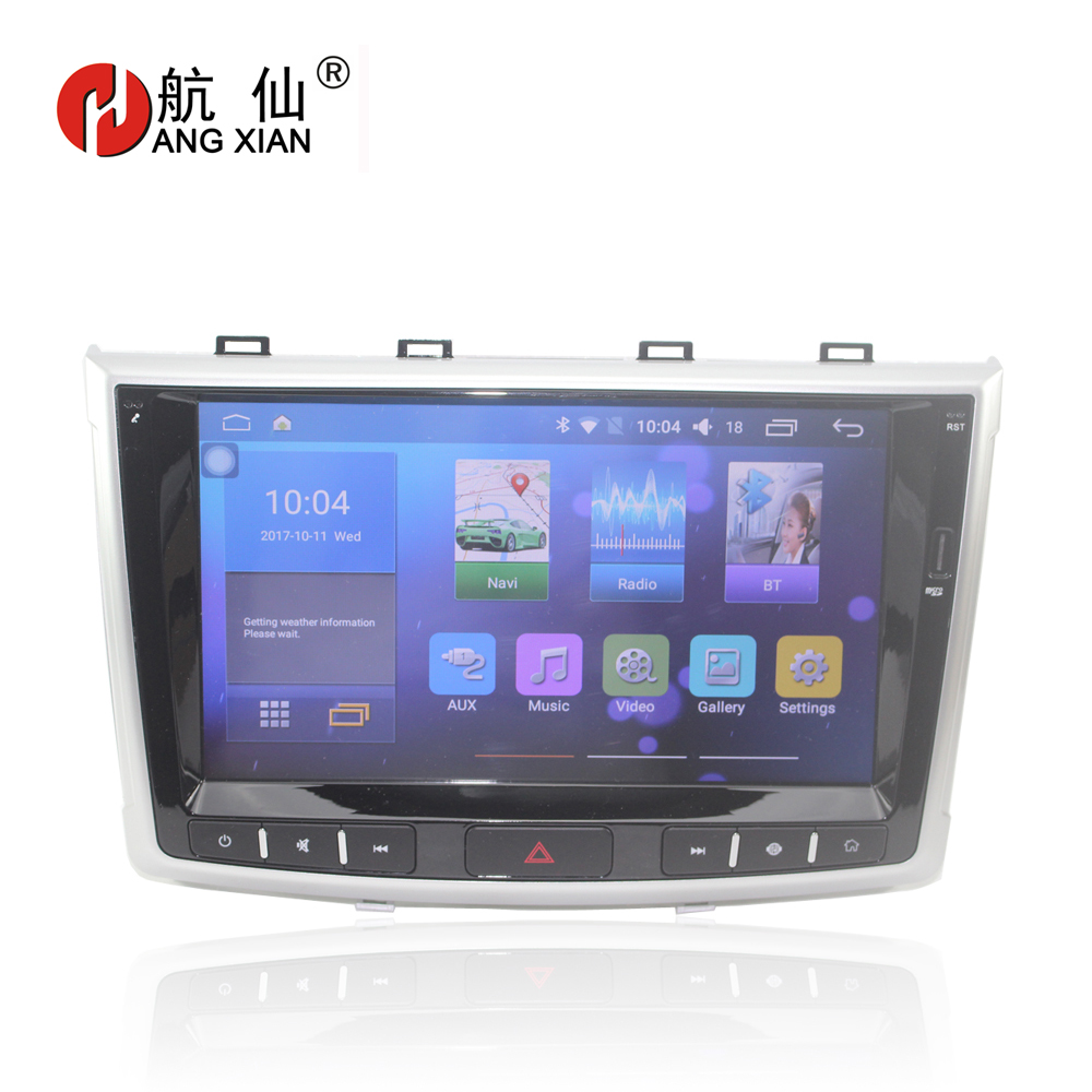 Free shipping 10 2 Car radio gps for Greatwall Hover H6 sport Quadcore Android 7 0