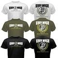 Новый Крав-мага Израиль Боевая Система Самообороны ИДФ ММА Боевые футболка футболка Черный/Белый/Army Green 100% Хлопок Тройник рубашка