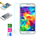 Free Shipping 9H Premium Tempered Glass Screen Protector Toughened protective film For Samsung Galaxy S6 + Cleaning Kit