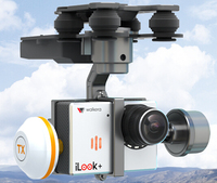 2014 NEW Walkera G 3D 3 Axis Brushless Camera Gimbal For QR X350 Pro / Tali H500 Support iLook iLook + Gopro Hero 3