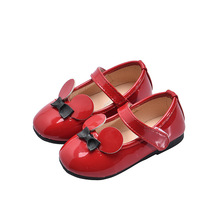 Kids Baby Toddler Children Wedding Party Dress Princess Leather Shoes For Girls