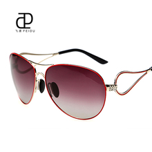 FEIDU Brand New Fashion Sunglasses Women Brand Designer vintage sun glasses Women Fashion Eyeglasses high quality eyewear oculos