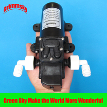 3L/Min 30W 12v water pressure booster pump for home purifier pressurized