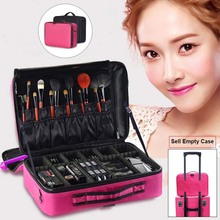 Women Makeup Bags Cosmetic Case Box Travel Organizer Large C