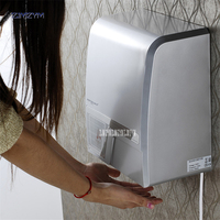 1800W Intelligent Automatic Hand Dryer High Speed Hand Dryers Intelligent Sensor Hand Dryer Sensor Drying Hands