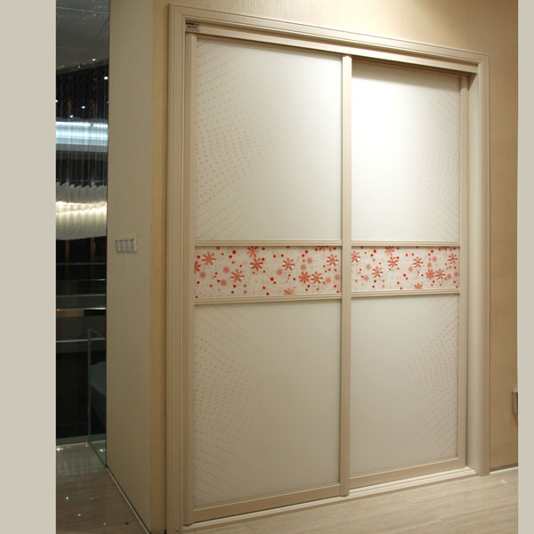 White 2 Doors Sliding Door Built In Wardrobe YG21243 In Wardrobes From  Furniture On Aliexpress.com | Alibaba Group