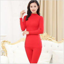 COCKCON Underwear Sets 2017 New Winter Women Modal Long Johns Seamless Top and Pant Suit Sexy Slim Body Shaper Warm Tights