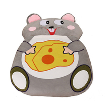 Giant Plush Cartoon Animal Mouse Bed