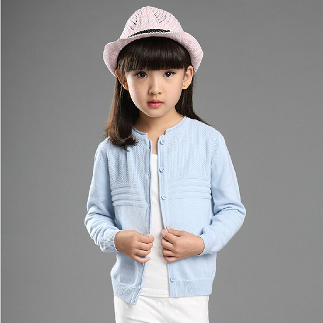 64117ab8293896 Children Autumn Sweaters Girls Cardigans Sweater Kids Girls Autumn Clothes  Girl Christmas Sweater Kids Thin Sweaters