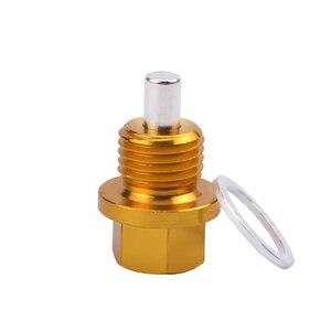 Image 5 - SPEEDWOW M14 * 1.5น้ำมันท่อNutท่อระบายน้ำน้ำมันปลั๊กสกรูน้ำมันน้ำมันปลั๊กอ่อนนุชJDMสำหรับford Hondaจัดส่งฟรี