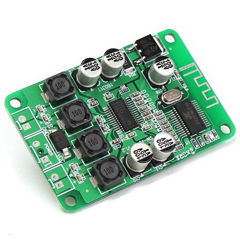 Tpa3110 2x15 Вт Bluetooth аудио Мощность Усилители домашние доска для 4/6/8/10 Ом Динамик двухканальный качество звука