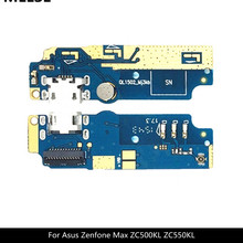 New For ASUS ZenFone Max ZC550KL USB Connector Charging Dock Port Flex Cable Board Replacement