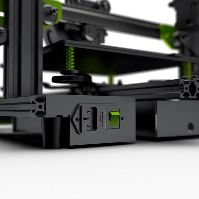 TEVO Tarantula TEVO imprimantes 3D imprimante 3D kit de bricolage imprimante 3d impresora avec le plus récent contrôleur Borad impression Stable - 6