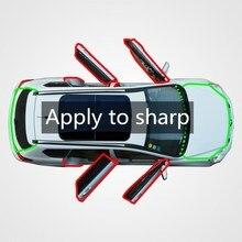 Для skoda Ming-rui автомобильный резиновый уплотнитель