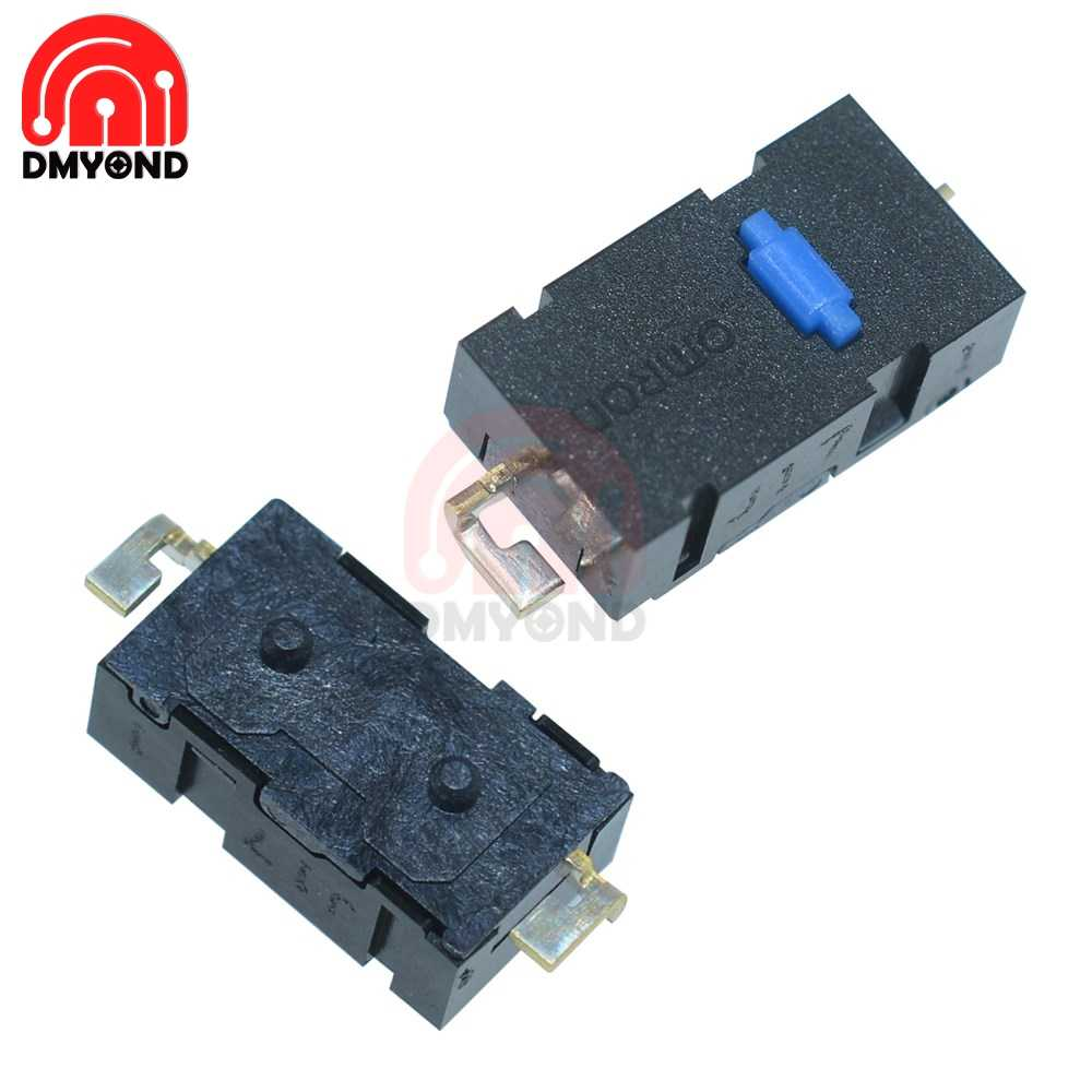 1c21ef24a3a Original Omron Mouse Micro Switch Mouse Button Blue Dot For Anywhere MX  Mouse Logitech M905 replacement