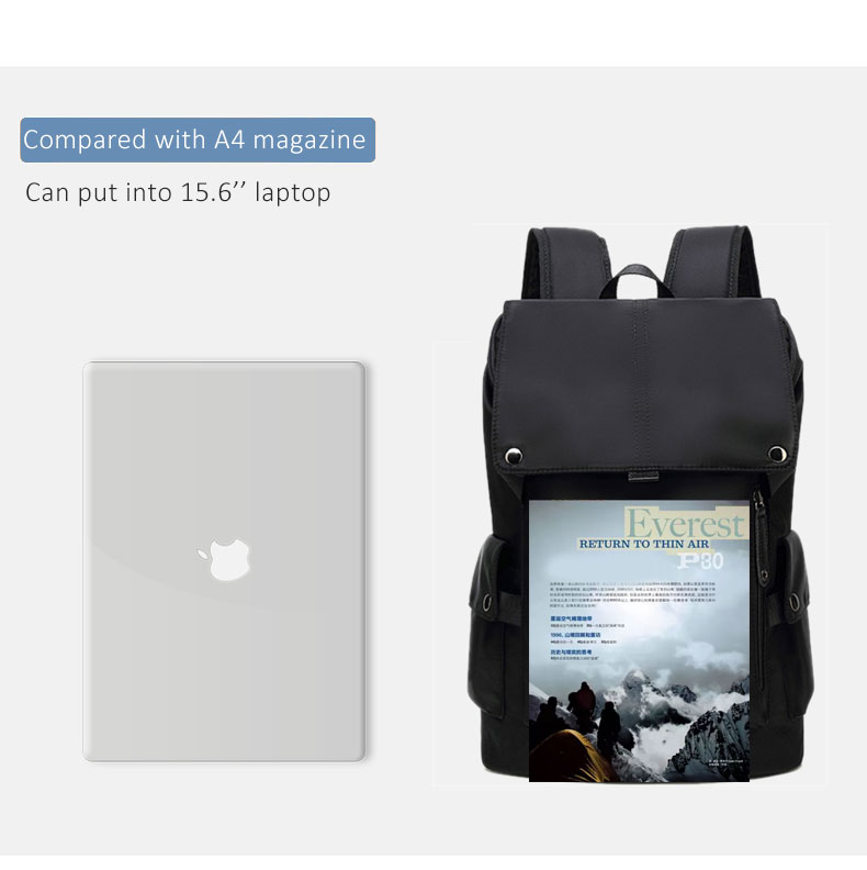 Men Waterproof Backpack Backpack