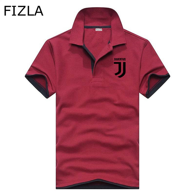 378431781 High Quality Brand Summer Short Sleeve Polo Shirt Man Fashion Juventus  printing Casual Men's Polo Shirts Cotton Men Women Tops