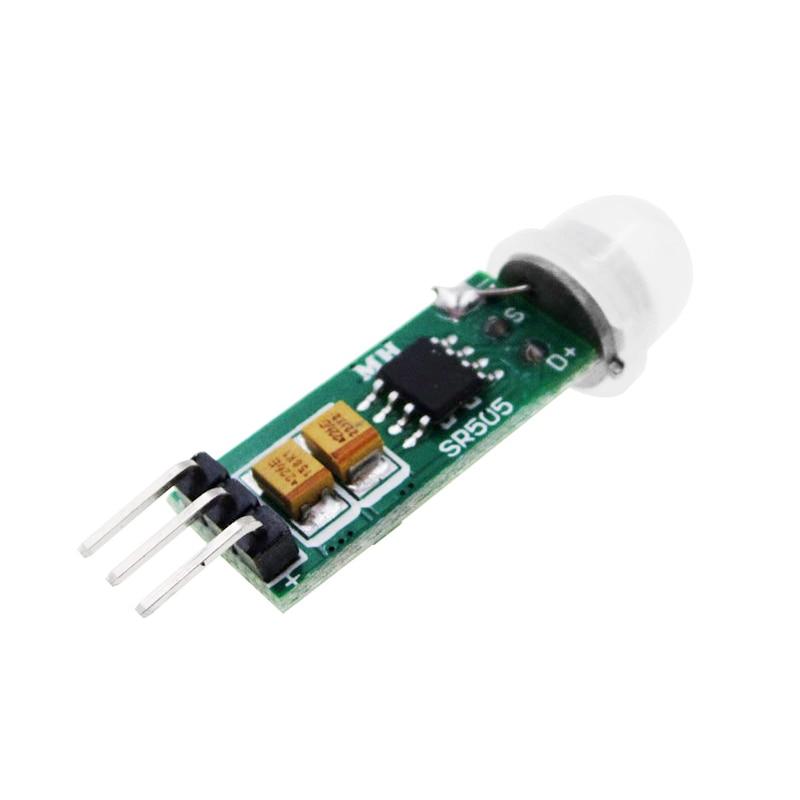 цена на HC-SR505 Mini Infrared PIR Motion Sensor Precise Infrared Detector Module