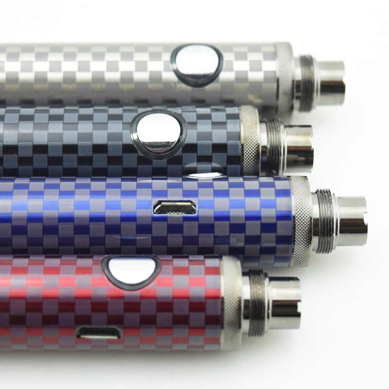 Двухспиральный испаритель SUB TWO Twist 3, регулируемое напряжение 3,3-4,8 В, переменное напряжение eGo Twist 510, электронная сигарета