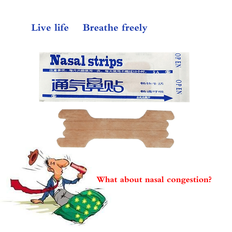 30pcs Anti-snoring Sleeping Nasal Strips Stop Snoring Easier Snore Stopper Strips Nose Patch Health Care Kit(China)