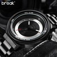 Break Photographer Creative Unique Wrist Watches Mens Top Luxury Brand Fashion Casual Sports Quartz Watch Relogio Masculino 2017